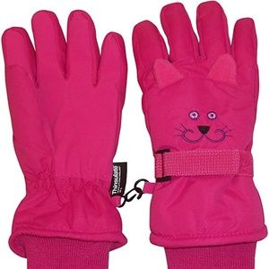 SUPER CUTE Cold Weather Waterproof Gloves